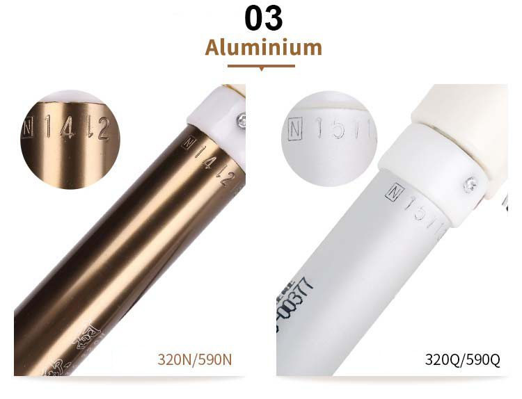honor Classic aluminium pump