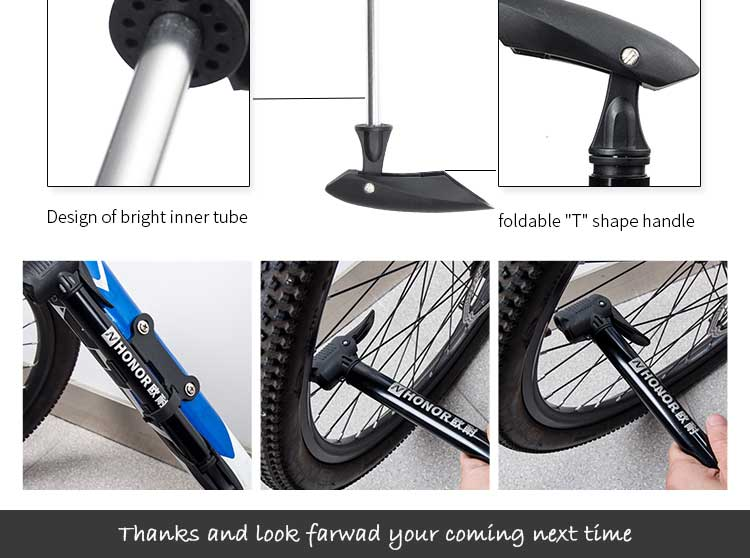 honor bicycle mini pump